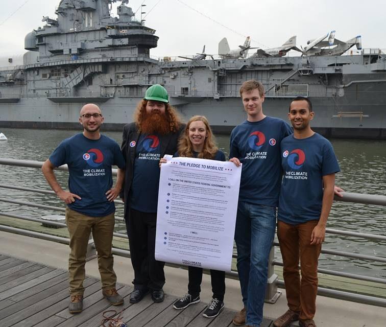 Founders w Pledge Intrepid
